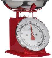 Premier Housewares Küchenwaage - 5 kg rot