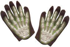 Widmann Kinderhandschuhe Skelett