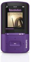 Philips GoGear Vibe 8GB SA4VBE08 violett