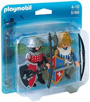 Playmobil Knights - Duo Pack Ritter (5166)