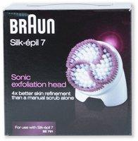 Braun Silk-épil 791 SkinSpa Peeling-Bürste