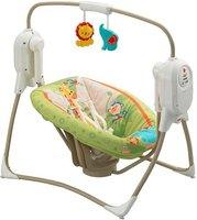 Fisher Price Rainforest Babyschaukel BFH05
