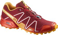 Salomon Speedcross 3 flea/tomato red/yellow gold