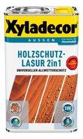 Xyladecor Holzschutzlasur 2in1 2,5 l Walnuss