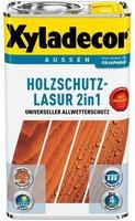 Xyladecor Holzschutzlasur 2in1 2,5 l Teak