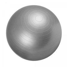 Gorilla Sports Gymnastikball Fitness Sitzball grau 65 cm