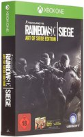 Tom Clancy's Rainbow Six: Siege - Art of Siege Edition (PS4)