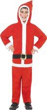 Smiffys Kinderkostüm Santa Klaus