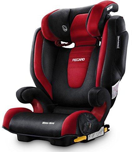 Recaro Monza Nova 2 Seatfix Ruby