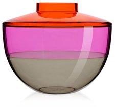Kartell Shibuya Vase (2013) - orange/rot/grau