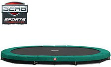Berg Toys Trampolin InGround Grand Champion 515 x 380 cm