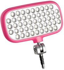 Metz LED-72 smart pink