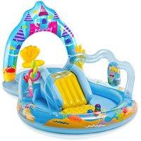 Intex Pools Spielpool Mermaid Kingdom 279 x 160 x 140 cm