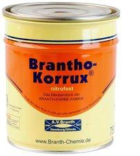 Branth's Brantho-Korrux nitrofest 5 l lichtblau RAL 5012