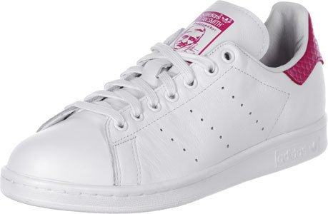 Adidas Stan Smith ftwr white/ red (B25363)