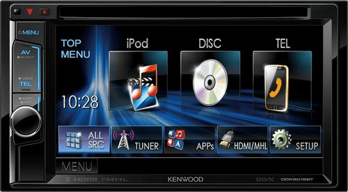 Kenwood DDX5015BT