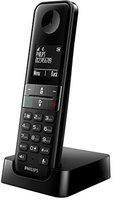 Philips D4501 schwarz