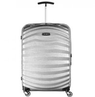 Samsonite Lite-Shock Spinner 69 cm silver