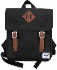 Herschel Survey Kids Backpack black/tan pu