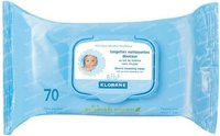 Klorane Gentle cleansing wipes
