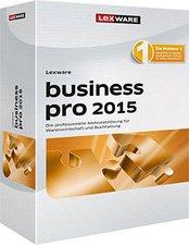 Lexware Business Pro 2015 (Box)