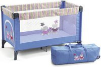 Chic 4 Baby Reisebett Luxus Hellblau
