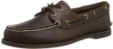 Timberland Brig 2-Eye brown leather (68546)