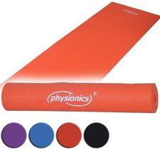 Physionics Fitnessmatte 180 x 60 x 0,5 cm