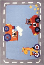 sigikid Happy Street Traffic (120 x 180 cm)
