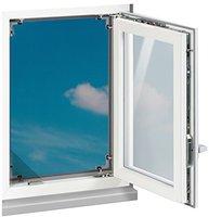 TV Das Original Magic Klick Fenster-Moskitonetz 90 x 210 cm - transparent (3029)