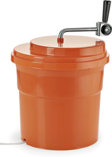 WAS Salatschleuder 16,5 ltr. - orange - Xtra
