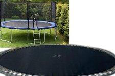 GD-World Trampolin Sprungtuch Sprungmatte für 400 cm 13 FT 80 Ösen