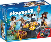 Playmobil Piraten-Schatzversteck (6683)