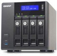 QNAP TVS-471-i3-4G - 2x3TB