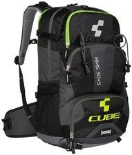 Cube AMS 30+5 Rucksack black 'n' green