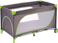Baby-Plus Lucca Plus Leaf Grey/Green