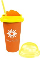 Magic Freez Slushy Maker Tuttifrutti orange