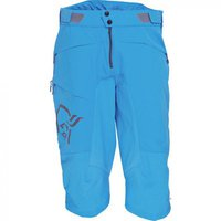 Norrona fjørå flex1 Shorts (M) carribean blue