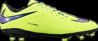 Nike Hypervenom Phelon FG volt/hot lava/persian violet