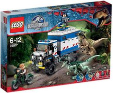 LEGO Jurassic World - Raptor-Randale (75917)