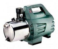 Metabo Hauswasserautomat HWA 6000 Inox