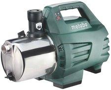 Metabo Bewässerungspumpe P 6000 INOX