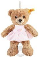 Steiff Schlaf Gut Bär Spieluhr rosa 20 cm