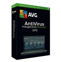 GRISOFT AntiVirus 2015 (1 User) (2 Jahre)