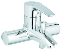 Grohe Eurostyle Wannen-/Brausearmatur (Chrom, 33613001)