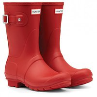 Hunter Boot Original Short military red
