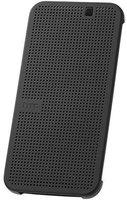 HTC Dot View Case schwarz (One M9)