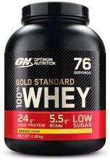 Optimum Nutrition 100% Whey Gold Standard 2273g Banana