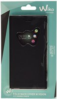 Wiko Folio Back Cover W Vision (Highway Star)