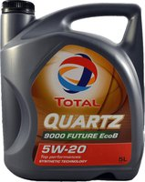 TOTAL Automotive Quartz 9000 Future EcoB 5W-20 (5 l)